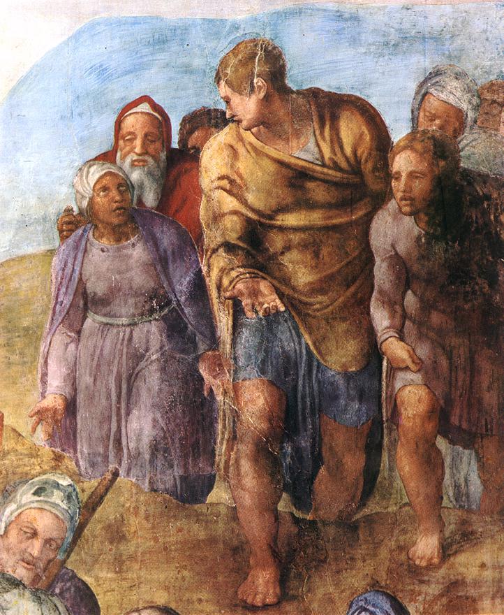 14035-martyrdom-of-st-peter-michelangelo-buonarroti