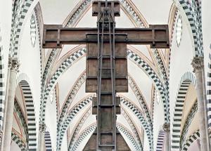 Vincenzo Castella, La Croce di Giotto a Santa Maria Novella