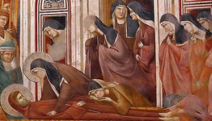 giotto donne