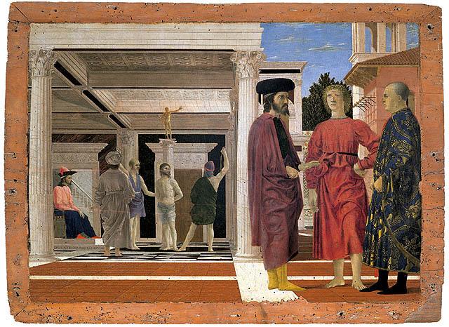 Piero_Francesca_Flagellazione