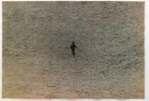Giovanni Anselmo, Entrare nell'opera, 1971