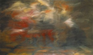Gerhard-Richter-Annunciation-after-Titian-No.4