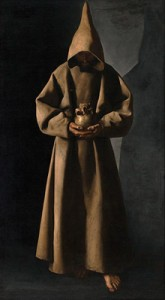 Zurbarán , San Francesco, Milwaukee Art Museum