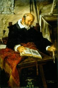 Giovanni Serodine, Ritratto del padre