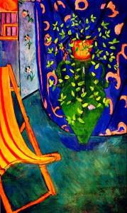 Matisse, Coin d'atelier, 1912